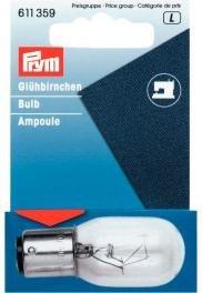 Nähmaschinenlampe Prym Ersatzglühbirne -